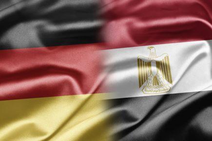 Mısır ile Almanya arasında bir dizi anlaşma