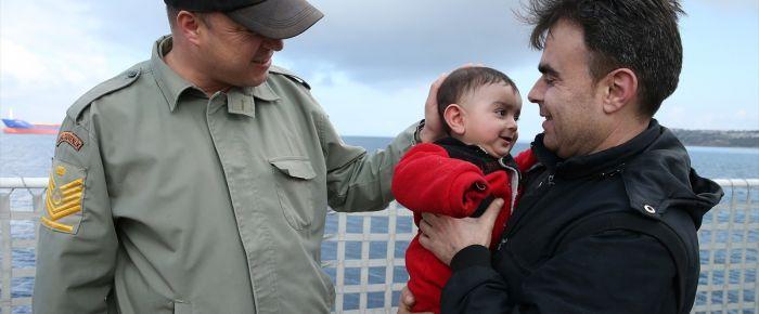 Mültecilere 350 Avro tuzağı