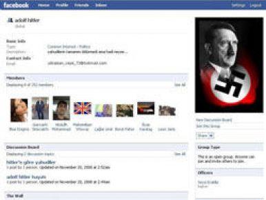 Neo-Nazilerin Facebook aşkı