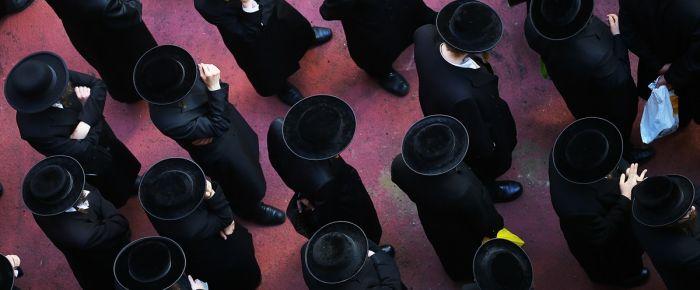 Ortodoks Yahudiler İsrail ordusuna karşı
