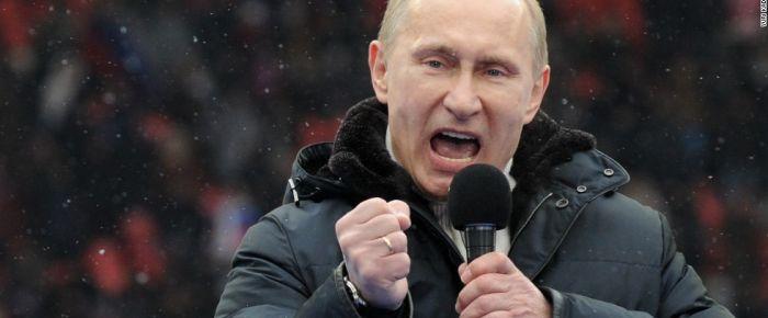 Putin'in ambargo isyanı