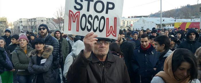 Rus Gazına Hayır Konseri
