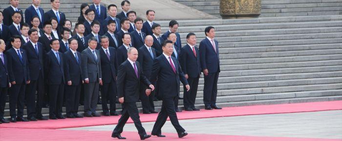 Rusya - Çin arasında önemli anlaşmalar
