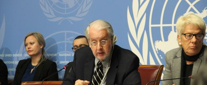 Suriye rejimi yargılanmalı