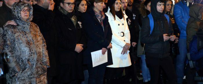 Terör kurbanı Akyıl, Belçika'da anıldı