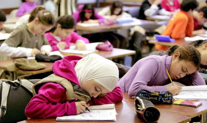 KRV'daki İslam Din Dersi düzenlemesine...
