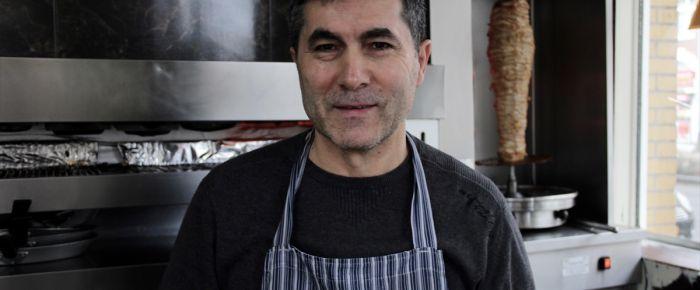 Türk lokantacının yaptığı