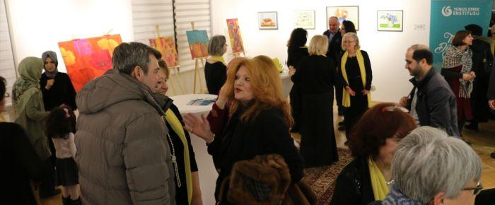 Türk ve Boşnak sanatçılardan ortak resim sergisi