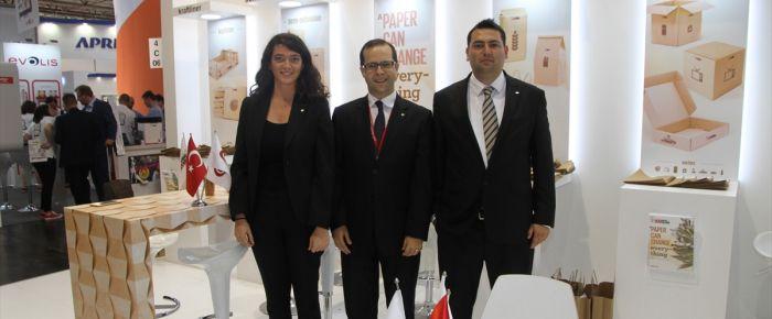 Türkiye DRUPA'ya 43 firma ile katıldı