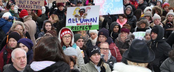 Yılbaşındaki taciz olayları Almanya'nın gündeminden düşmüyor